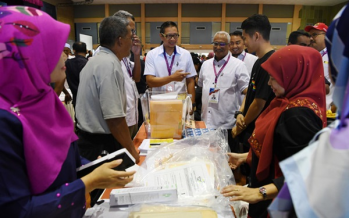 Sandakan by-election: EC appoints 800 workers