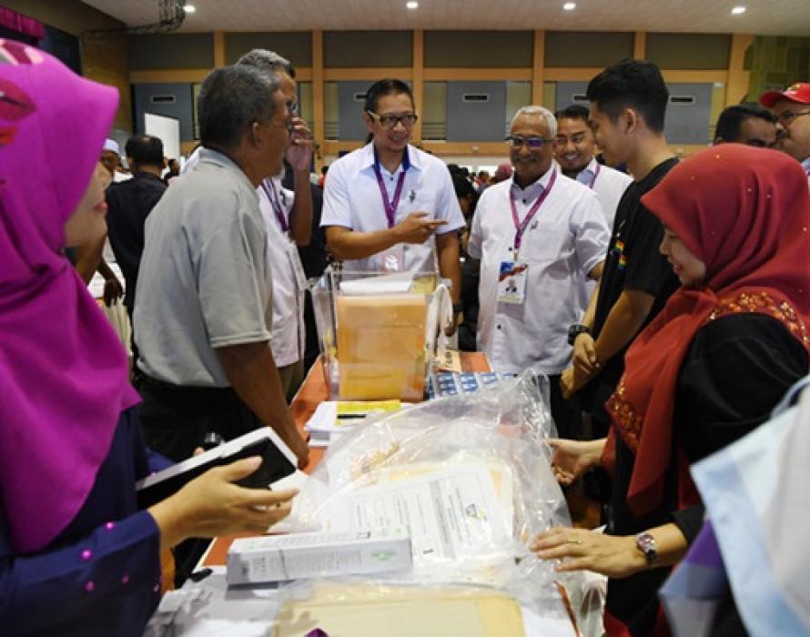 Sandakan by-election: EC appoints 800 workers