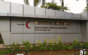 Nurse at Serdang hospital goes missing