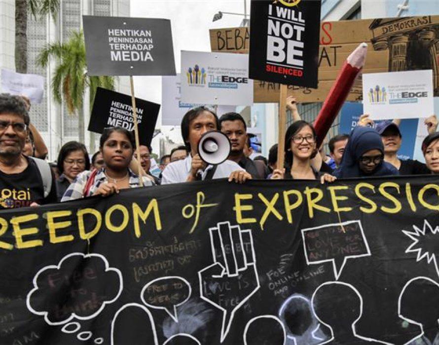 World Press Freedom Day – a reflection