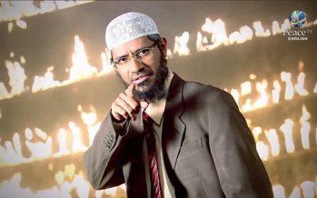 Zakir Naik expects dire consequences