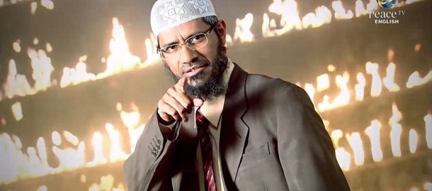 Zakir Naik expects dire consequences