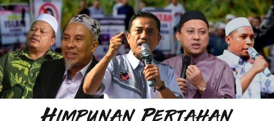 Himpunan Pertahan Kedaulatan Islam: Updates