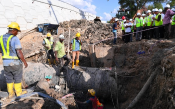 Klang water supply to be restored by Sunday