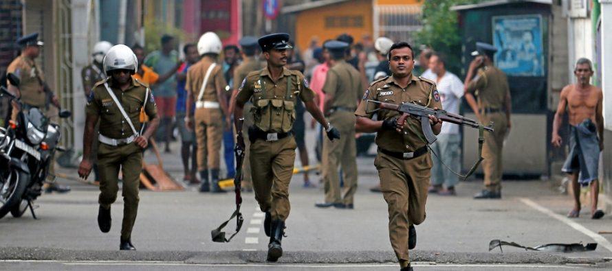 Sri Lanka: Easter bombers all killed or arrested
