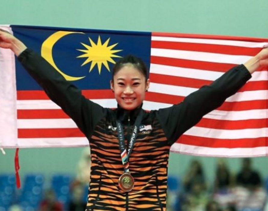 Ing Yueh grabs bronze in World Challenge Cup