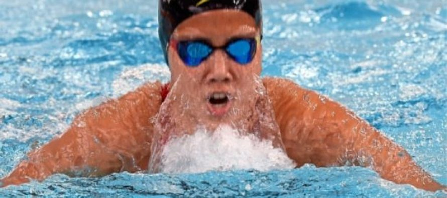 Malaysia's new breaststroke queen aims for Olympics