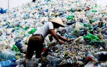 265 containers of plastic dumped in Butterworth