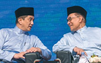 Azmin: Takiyuddin's statement on Anwar is irresponsible
