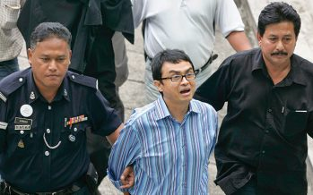 Razak Baginda is still facing two other charges in French court