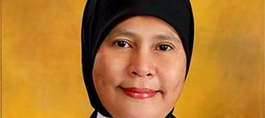 Tengku Maimun  is Malaysia's new Chief Justice