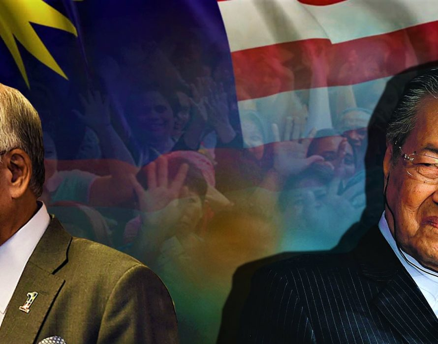 Brickbats and bouquets for Najib and Dr Mahathir over video clip
