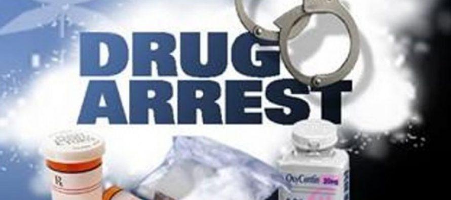 Police arrest Nigerian man, seize drugs worth RM90,000