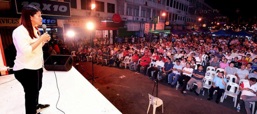 Sabah CM: Sandakan wants Vivian Wong