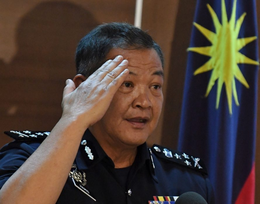 IGP tells Warisan: Police are there to maintain order
