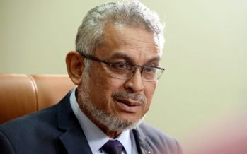 Khalid slams independent candidate who claims he has Amanah's support