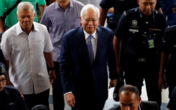 Najib trial extended to August