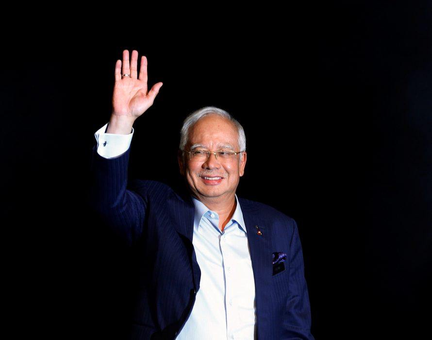 Najib's bids second strike on money laundering charges