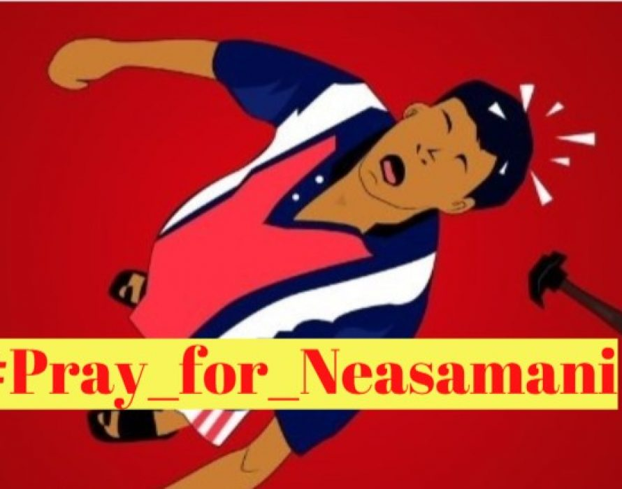 #Pray for Neasamani- Subscribe to us for the cause