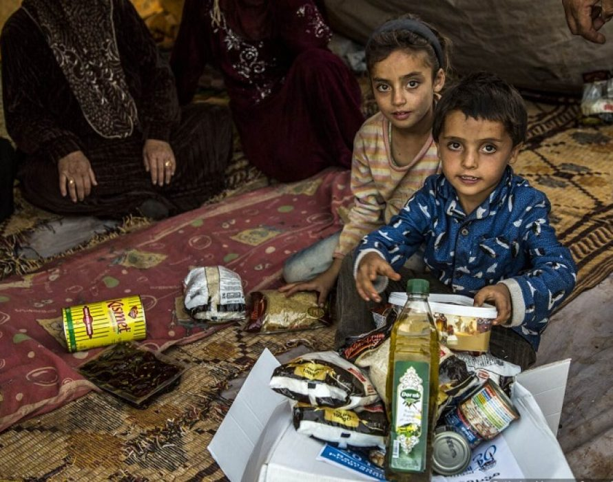 Refugees return to Syria for Ramadan holiday