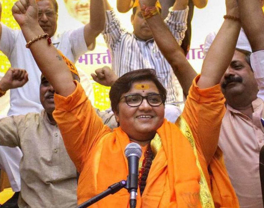 Terror accused wins Indian MP seat