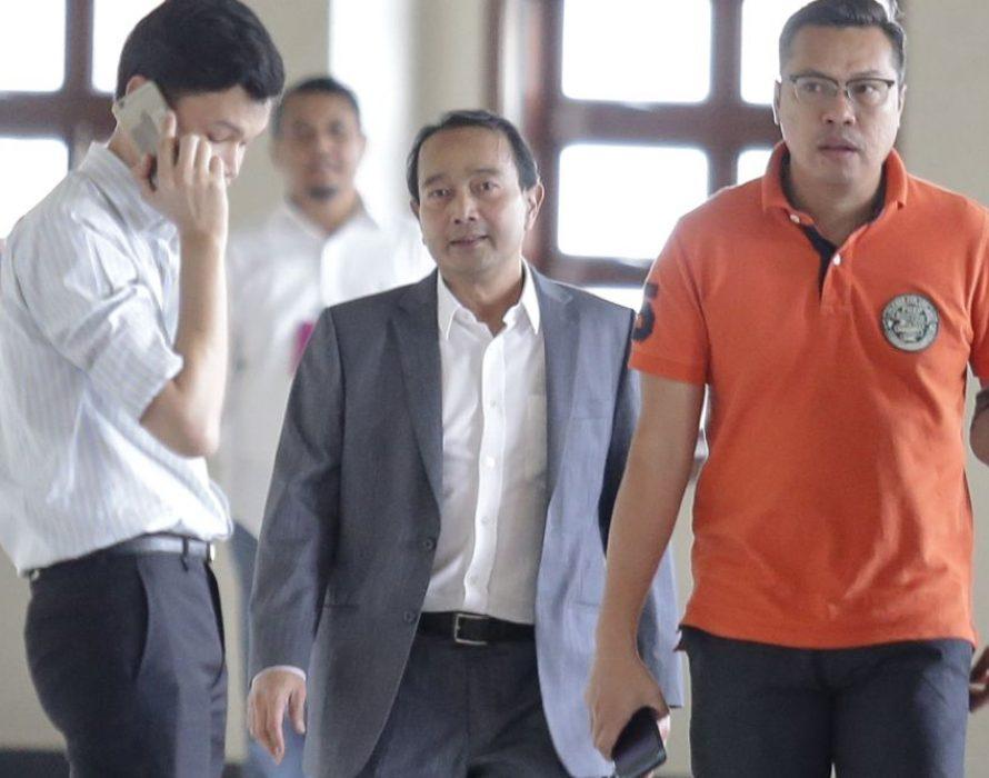 Najib trial: Increased CSR funds on polls year 'coincidental'