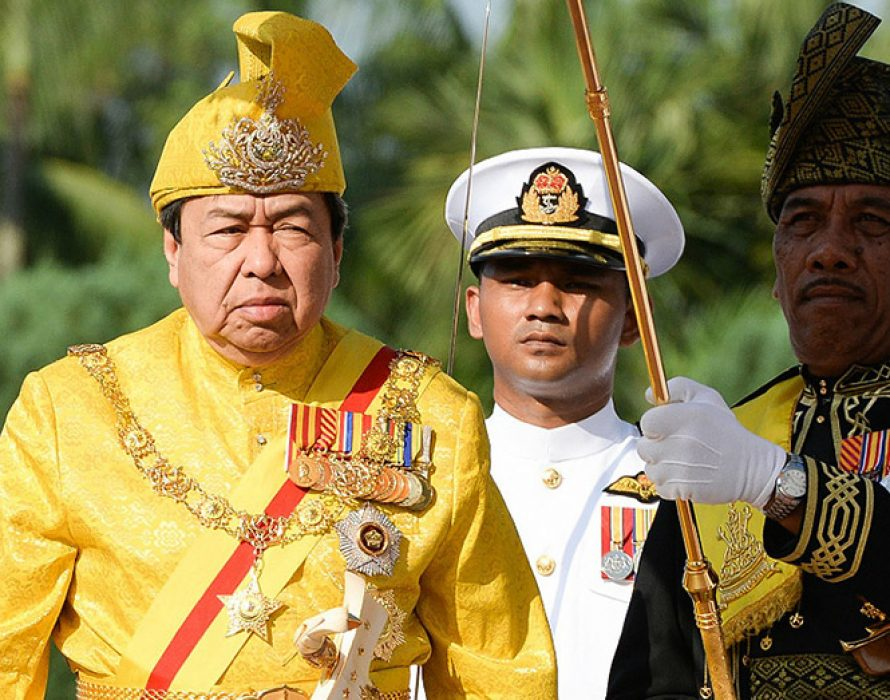 Sultan of Selangor reminds state's assemblyman to help the people, avoid excessive politicking