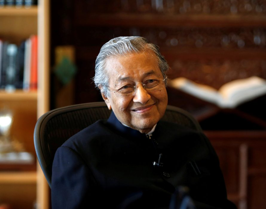 Dr M: Gov't committed to strengthening Malaysia-China ties