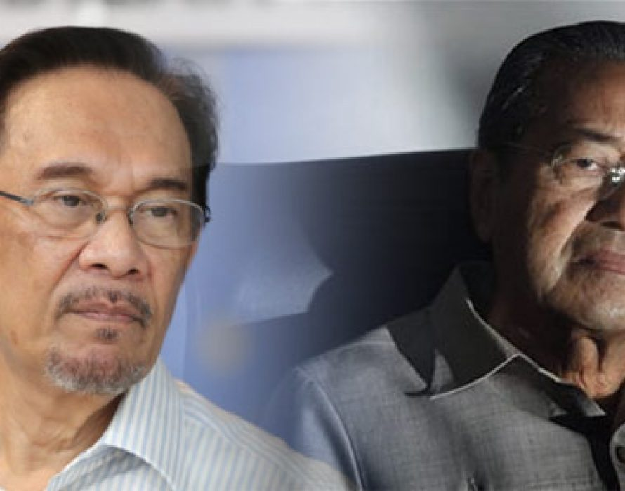 Anwar Ibrahim met PM to discuss Islamic issues