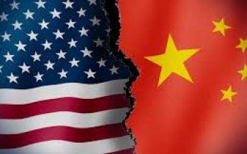 US-China trade war hits markets
