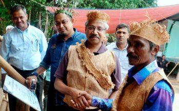 Waytha to probe into Orang Asli issues