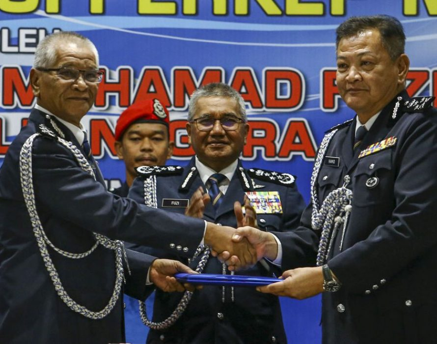 Acting DIG Abdul Hamid Bador is the new IGP, confirms Dr M