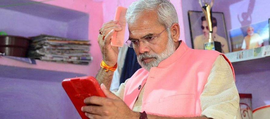 'I am the original'- Modi lookalike