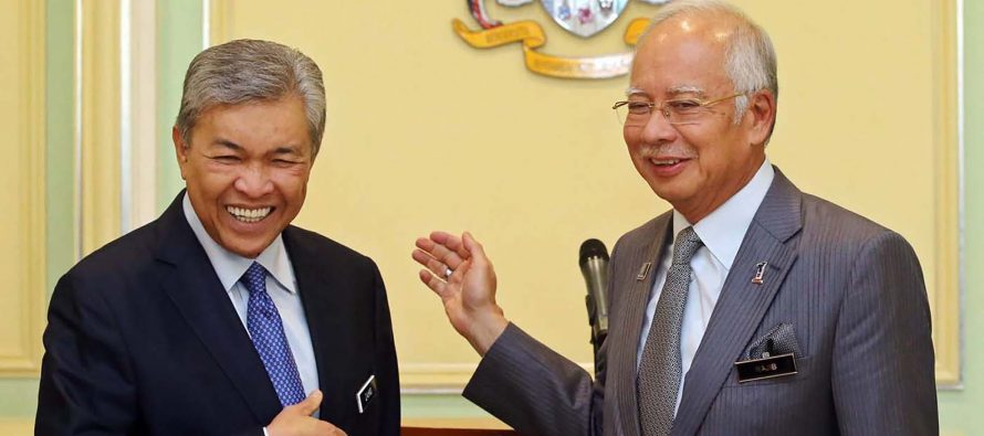Amendments to boot out Zahid, Najib from Umno