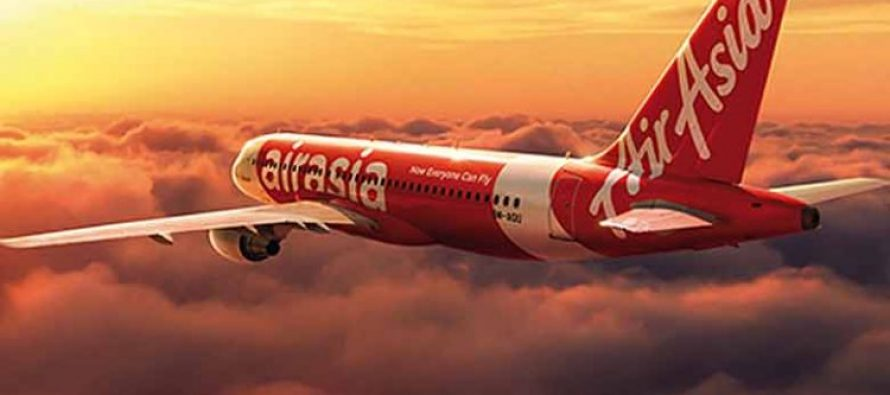 AirAsia named top airline by passenger growth