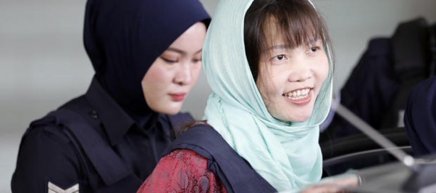 Vietnamese woman linked to Kim Jong-Nam murder freed today