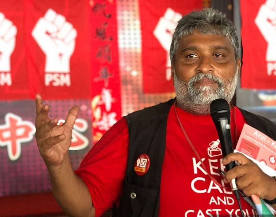 PSM: Shame on you, Nga Kor Ming