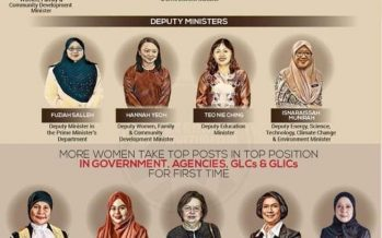 Where are the Indian women leaders, Pakatan Harapan?