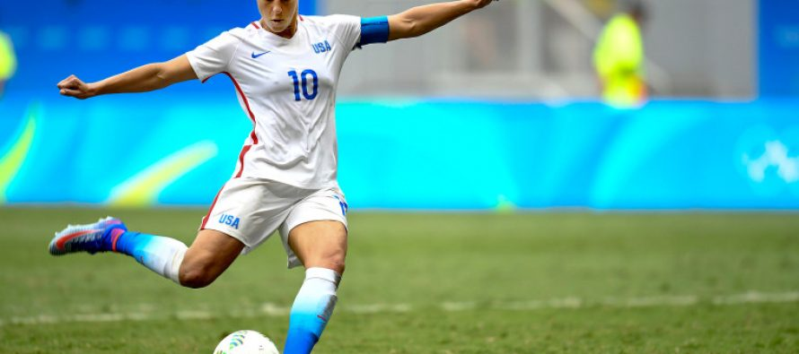 Football: U.S. women beat Kiwis in World Cup warm-up