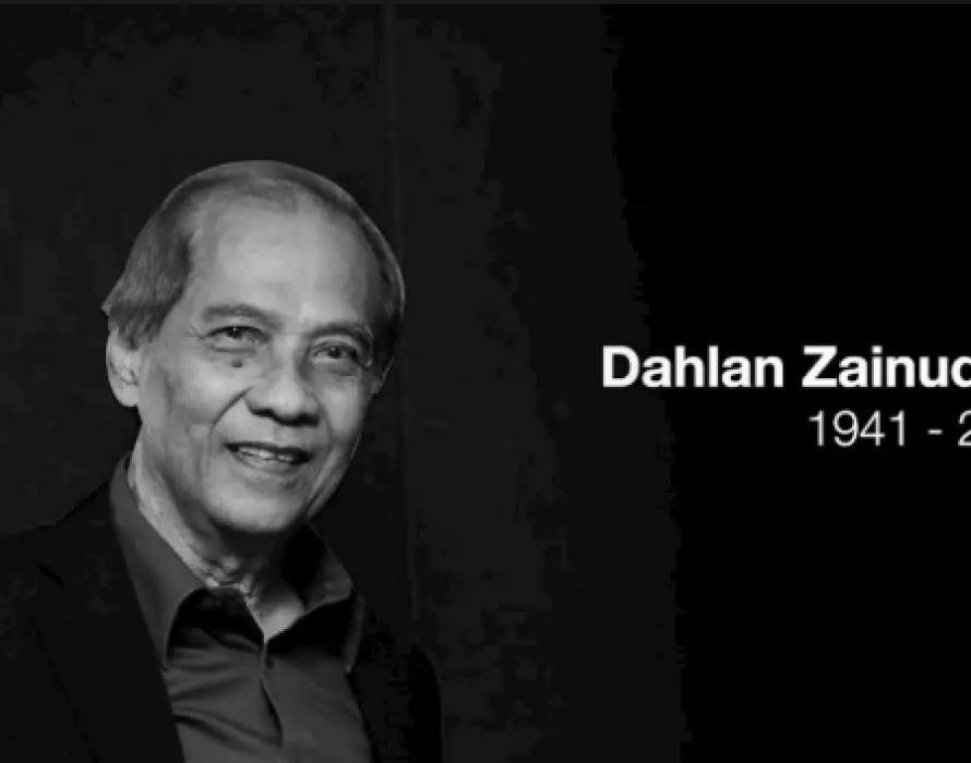 Popular 70's singer Dahlan Zainuddin dies