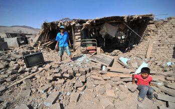 8.0-magnitude earthquake hits Peru