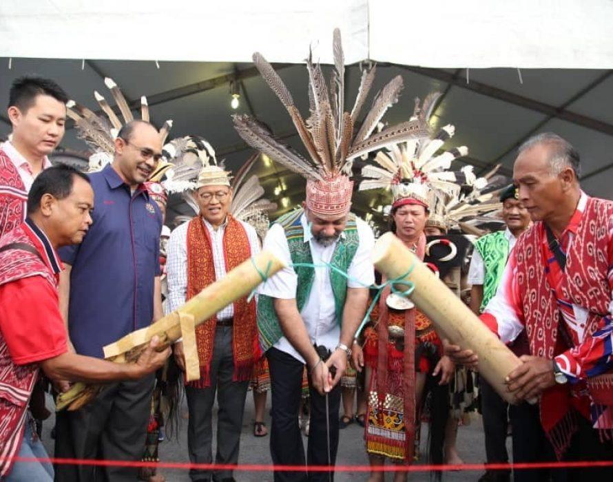 Dayak culture a national asset