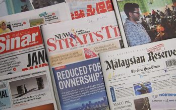 Malaysian Media Council should be managed by media practitioners