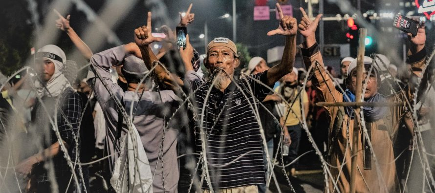 Chaos in Indonesia, platform for Islamic State