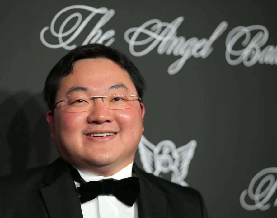 Jho Low in dinner cum sex scandal