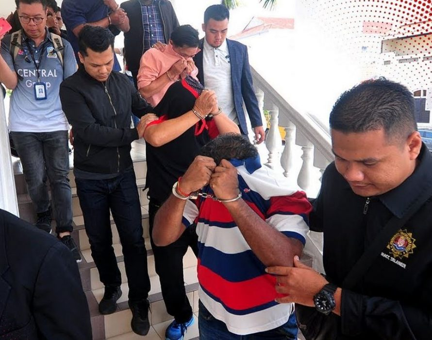 Nine JPJ personnel with 162 charges to be charged