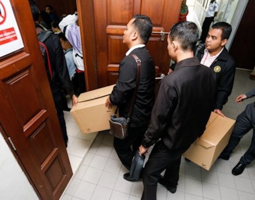 JPJ, ex-SPAD staff charged with 164 counts of bribery