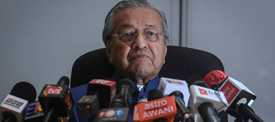 Dr M: Malaysia will continue using Huawei technology