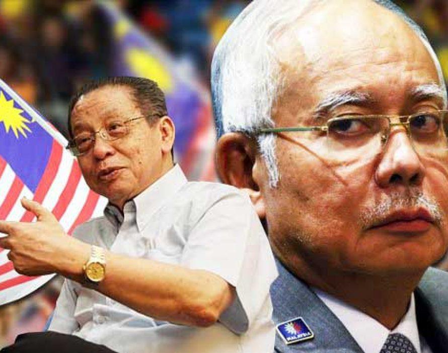 Lim Kit Siang faces off Datuk Seri Najib Razak in debate soon
