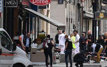 Lyon bomb blast suspect hunted down